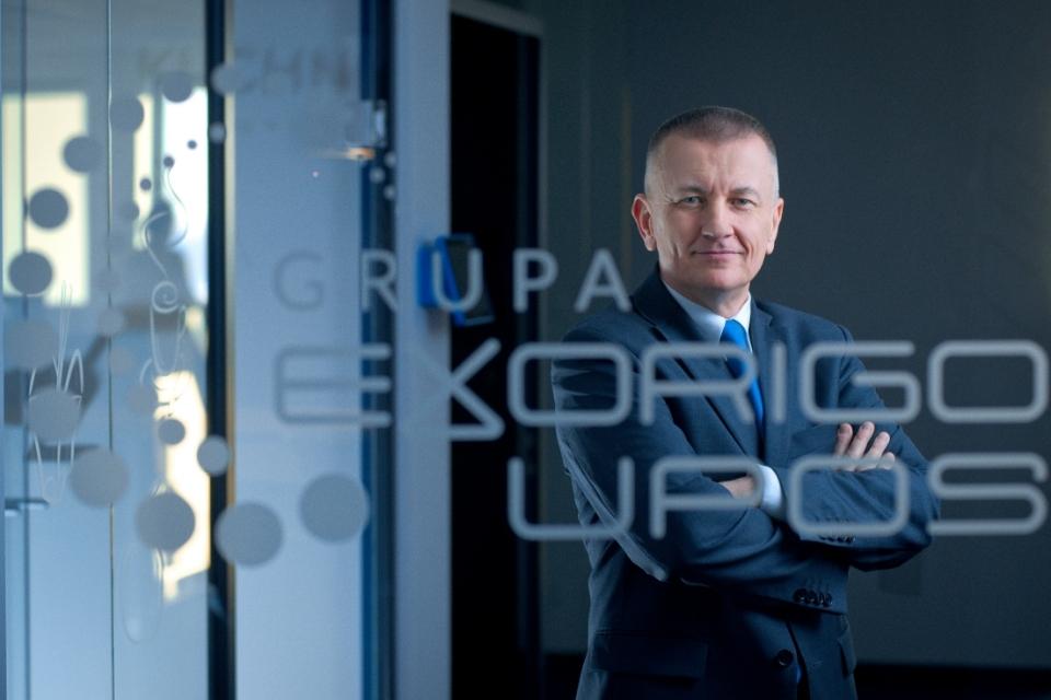 Grzegorz Rogaliński prezesem Exorigo-Upos
